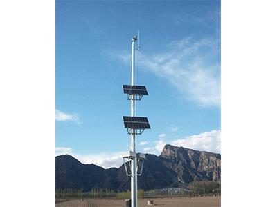 四川太阳能监控安装