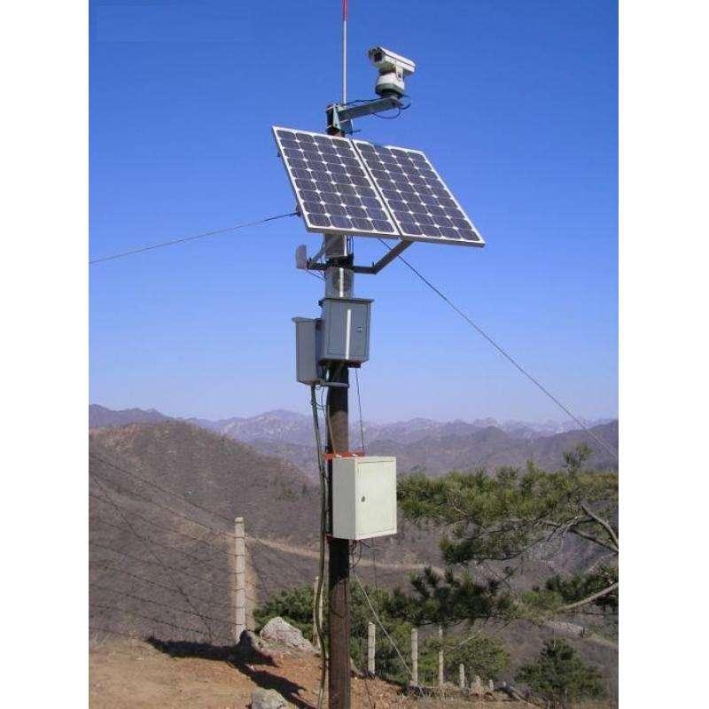 四川太陽能監控案例