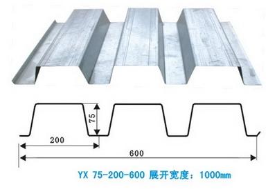 YX75-200-600型