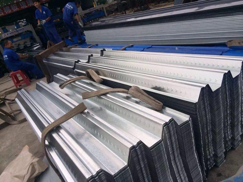成都楼承板的型号分类以及安装流程工艺介绍