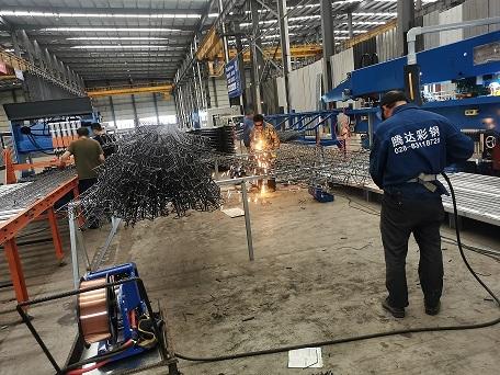 成都钢筋桁架楼承板生产厂家