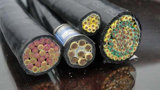 控制电缆的选择和使用应注意以下几个问题