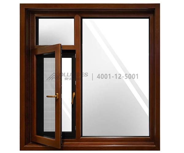 成都铝木门窗厂家为大家介绍五种常见的门窗开启方式