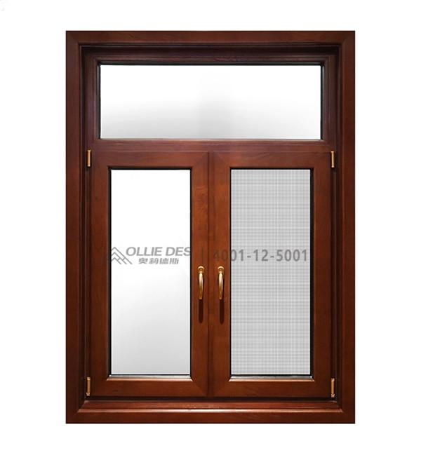 成都铝包木门窗