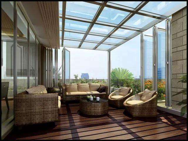 浅谈成都阳光房的如何设计和搭建