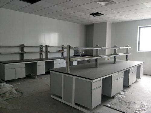 四川实验台案例——温江味全食品厂实验台安装