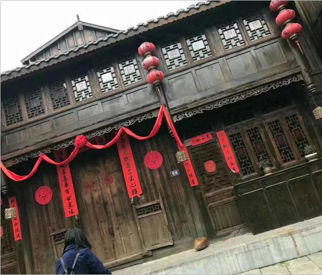 成都古建筑