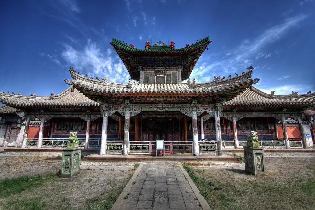 中国古建筑之美,你了解多少?