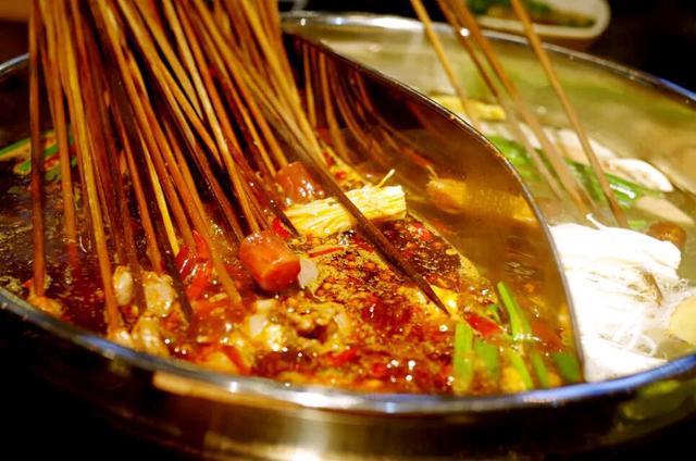牛油火锅串串