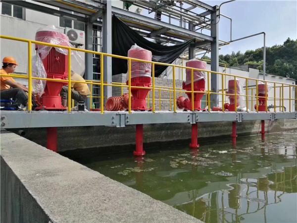 上海凯泉水泵型号图