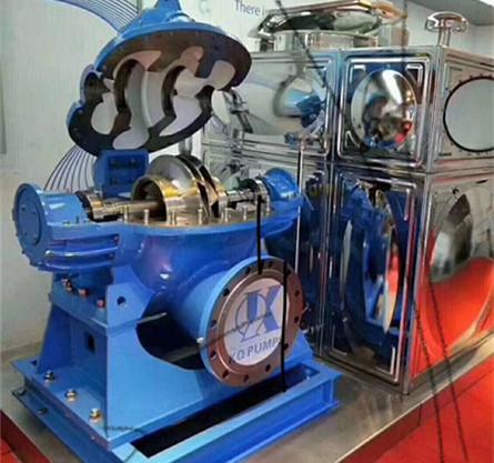 上海凯泉水泵在多处投入使用