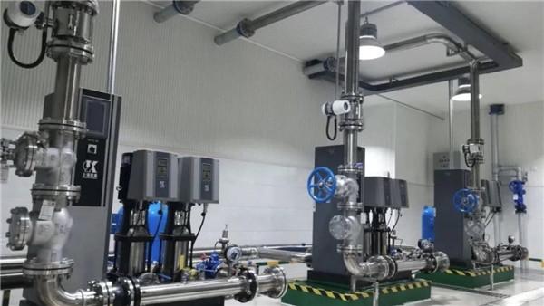 凯泉水泵为巨洲实业公司提供服务
