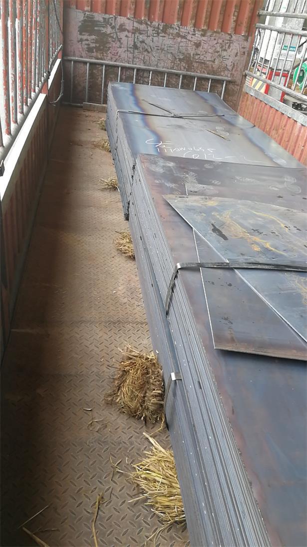 四川钢板在进行切割加工时需要用到哪些工具?