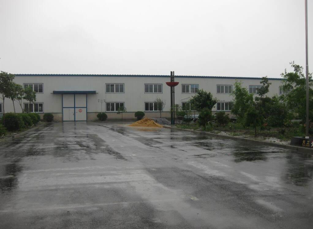 柴油车尾气处理溶液生产厂房