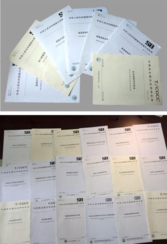 四川服务认证