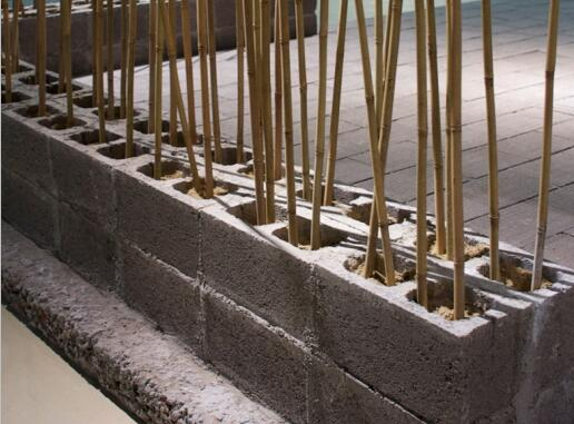 成都国际空港城小区采用本厂成都再生砖系列产品