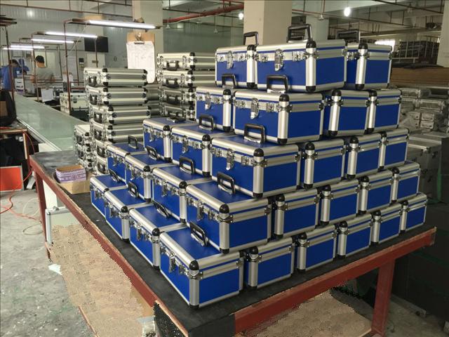 仪器仪表铝合金箱案例