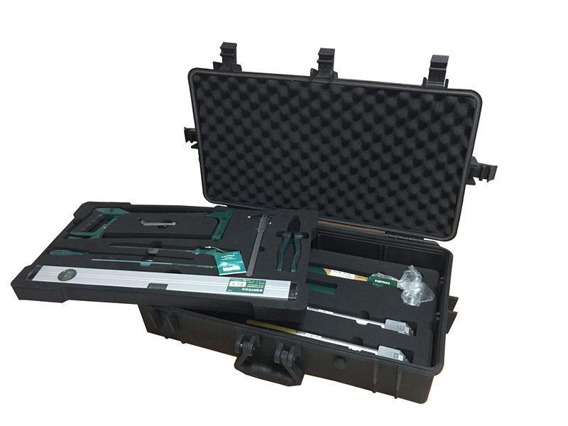 工具专用铝合金箱设计