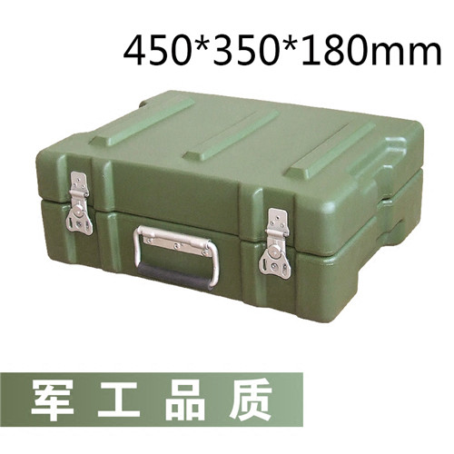 军绿色作业箱