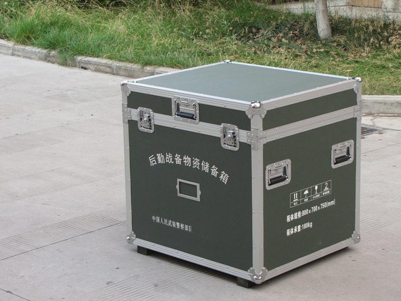 军用高强度仪器箱具备以下六个特点