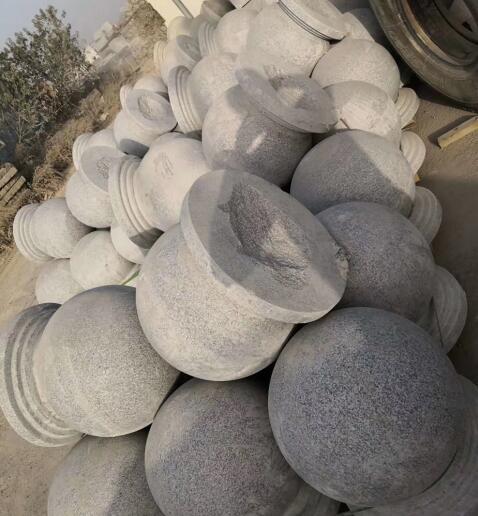 河南花岗岩路沿石