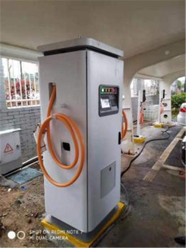 郑州航空港充电站案例实拍