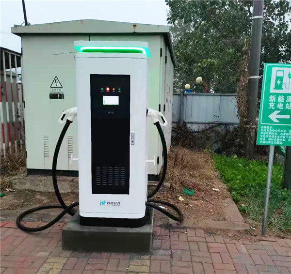 郑州佳林国 际充电站案例实拍