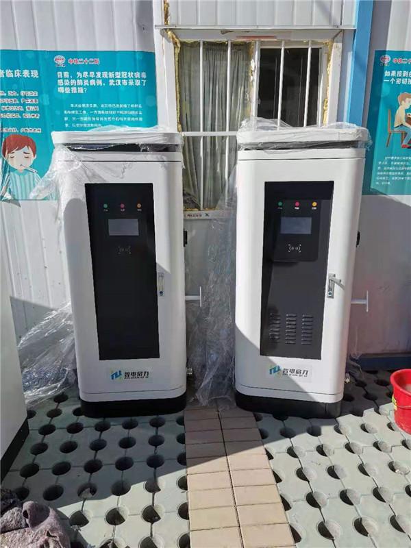 天津威尼斯充电站案例实拍