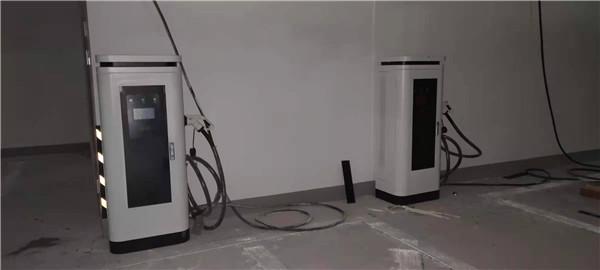 浙江宁波医院充电站案例实拍