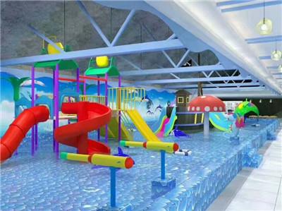 河南游泳館設備使用案例