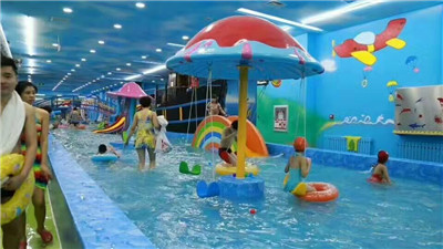 河南泳池水處理設備案例展示