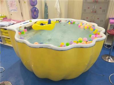 河南婴幼儿泳池合作客户