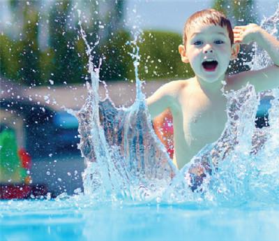 河南嬰幼兒泳池