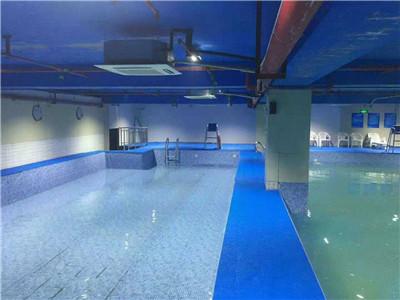 胶膜游泳池厂家