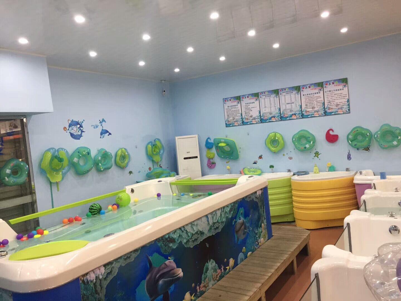 河南嬰幼兒泳池價格