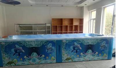 鄭州泳霸泳池設備有限公司恭祝內蒙古包頭王總店月底開業