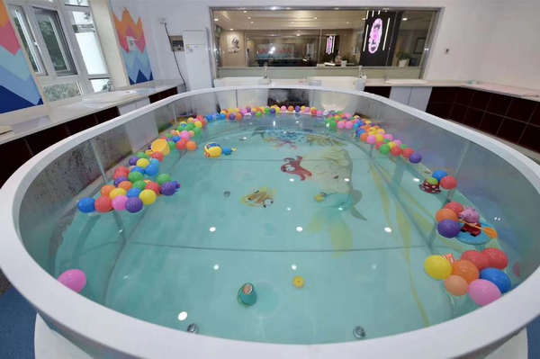 河南婴幼儿泳池