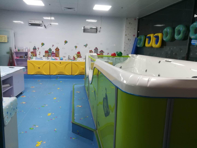 嬰幼兒泳池