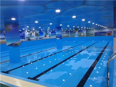 河南游泳馆设备厂家