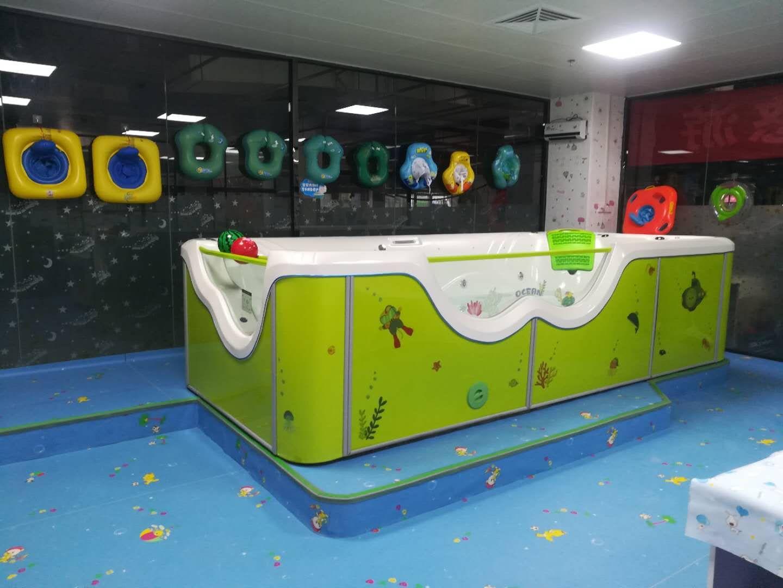 河南嬰幼兒泳池洗