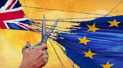 """无协议脱欧风险增加 英若""""净身出户""""有啥影响?"""