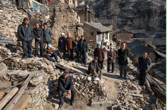 """传统村落""""空心化"""":山西一千年古村只剩13位村民"""
