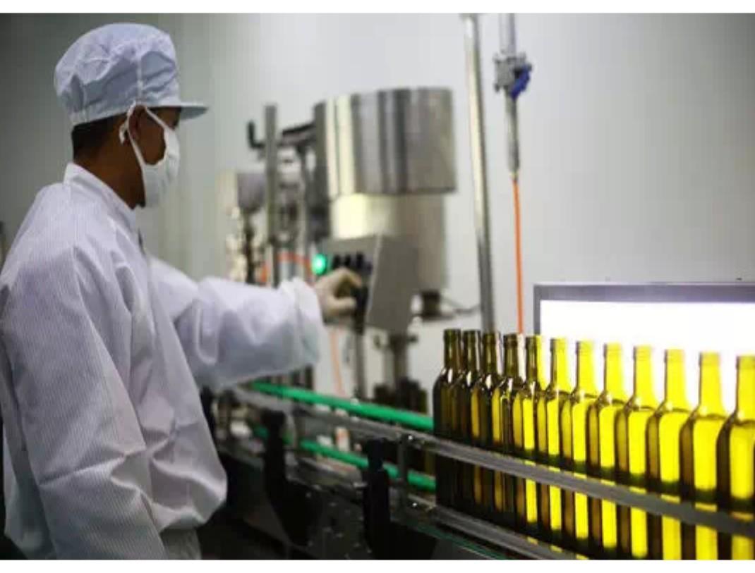 陕西油用牡丹生产线