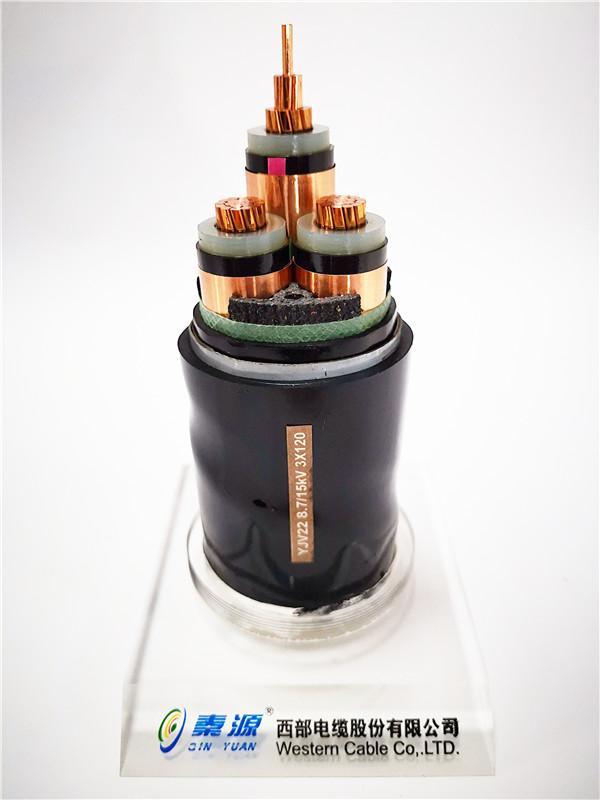 陕西高压电力电缆