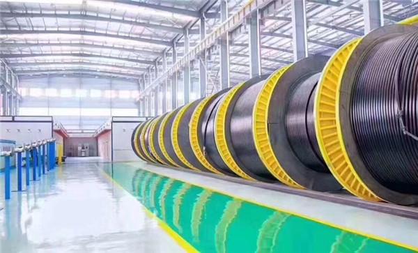 bbin亚游電纜35千伏高壓生產車間