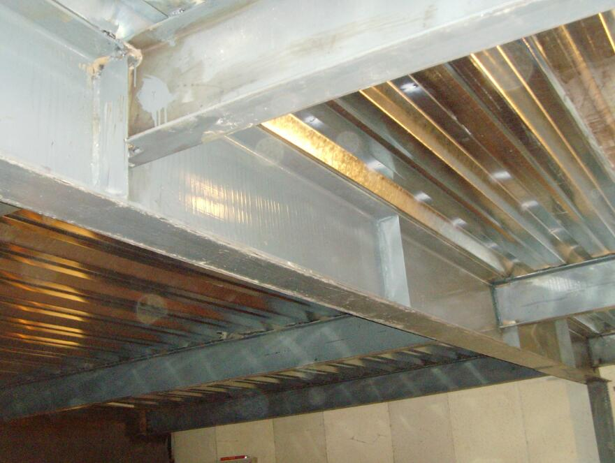 西安楼层承重板