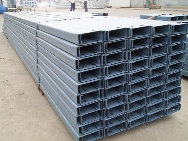 C型钢-西安钢结构