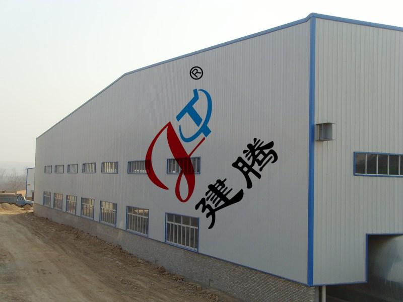 陕西中通利华水泥制品有限公司礼泉车间10000㎡