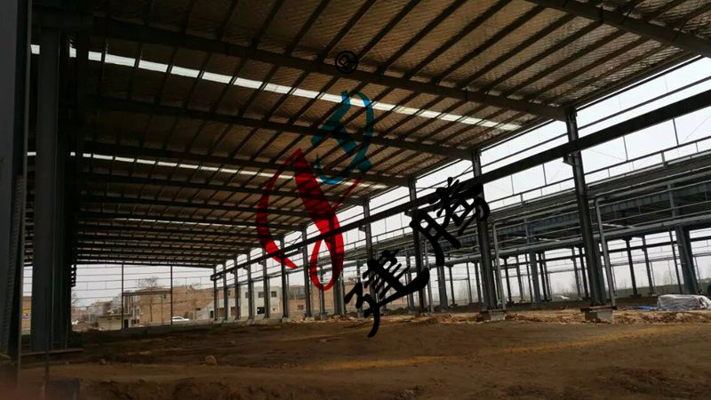 西安钢结构安装