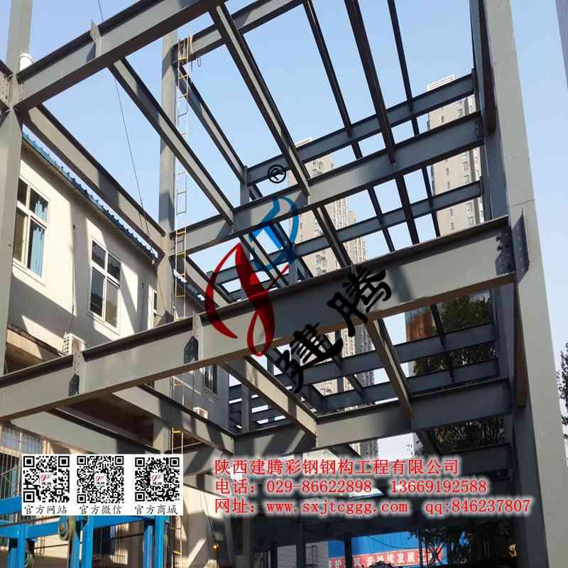 省四院 钢结构办公楼